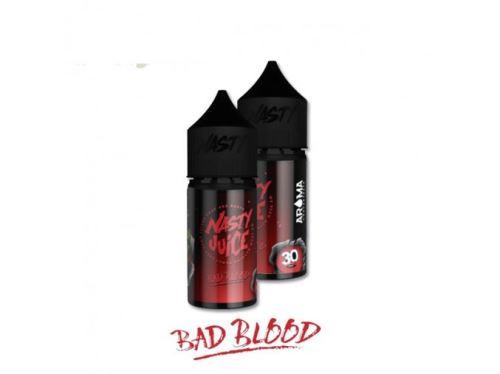 Nasty Juice Bad Blood 30ml příchuť černý rybíz s mentolem
