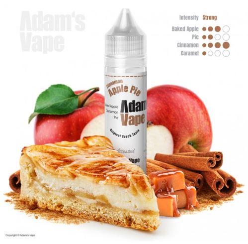 Adam Vape Cinnamon Applie PIe