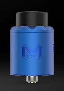 Digiflavor Mesh Pro RDA atomizér modrý