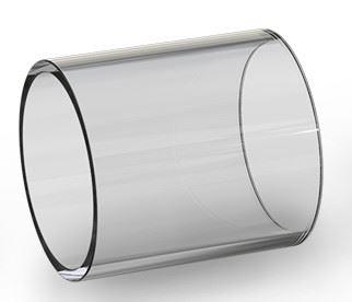 náhradní sklo Eleaf Melo 300