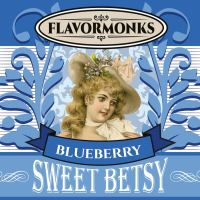 Flavormonks Sweet Betsy Blueberry 10ml borůvka