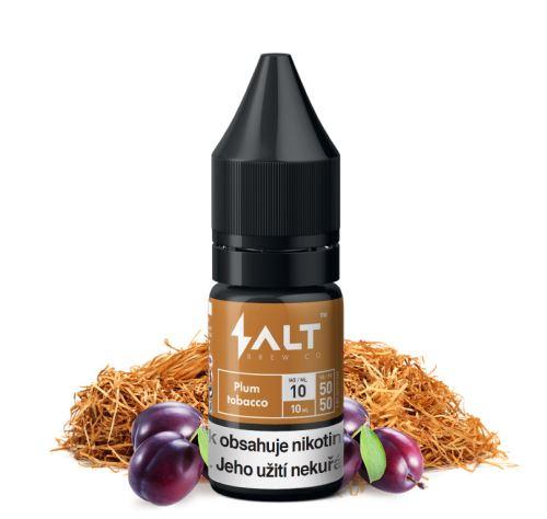 Salt Brew Co 10ml 20mg Plum Tobacco