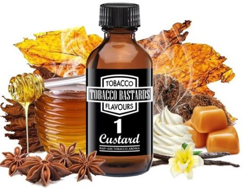 Flavormonks Tobacco Bastards No.1 Custard 10ml