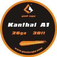 GeekVape Kanthal A1 26ga 0,4mm 10m