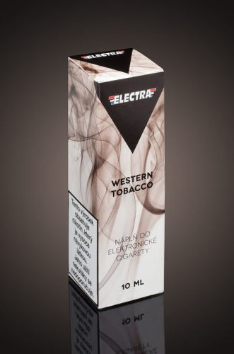 Electra Western Tobacco 20mg 10ml