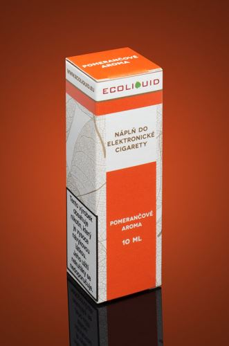 ecoliquid pomeranč