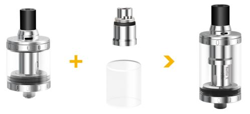 Kit Nautilus X 4ml