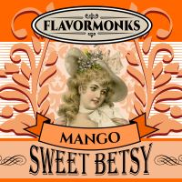 Flavormonks Sweet Betsy Mango 10ml mango