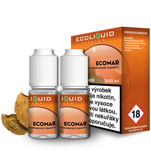 Ecoliquid Ecomar 2x10ml
