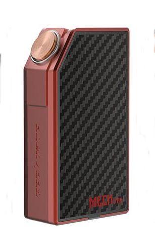 GeekVape Mech Pro Box Mod červený