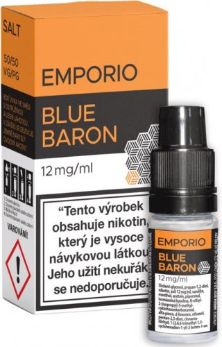 blue baron