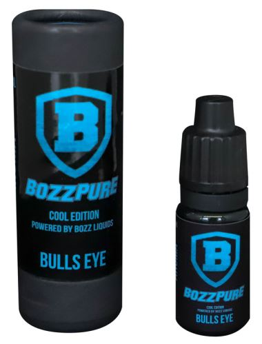 Bozz Pure Cool Edition Bulls Eye červené pomeranče s mentolem 10ml