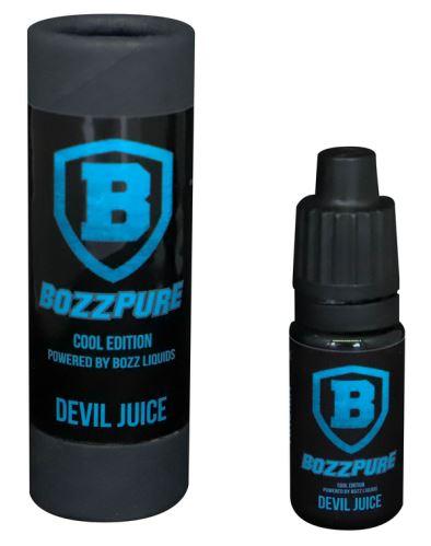 Bozz Pure Cool Edition Devil Juice kaktus s citronem a mentolem 10ml