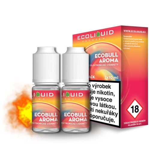 Ecoliquid Ecobull 2x10ml