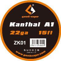 GeekVape Kanthal A1 22ga 0,64mm 5m