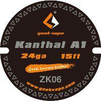 GeekVape Kanthal A1 24ga 0,5mm 5m