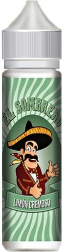KTS El Sombrero Limón Cremoso 10ml shake and vape