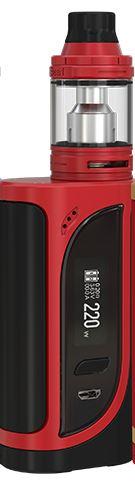Eleaf iKonn 220 set s ELLO červený
