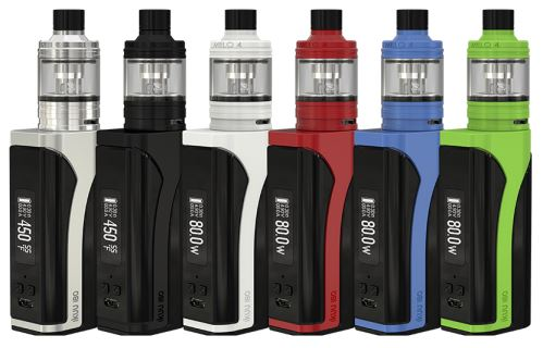 set Eleaf iKuun i80