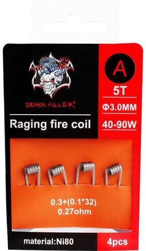 spirály Demon Killer Raging Fire typ A