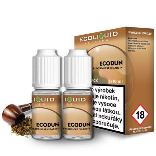 Ecoliquid Ecodun 2x10ml