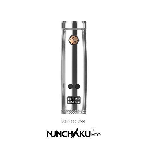 Uwell Nunchaku Mod Stříbrný