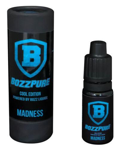 Bozz Pure Cool Edition Madness zelený čaj s dračím ovocem a chladivým efektem 10ml