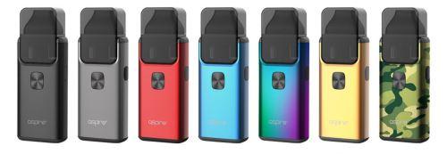 Aspire Breeze 2 barevné varianty