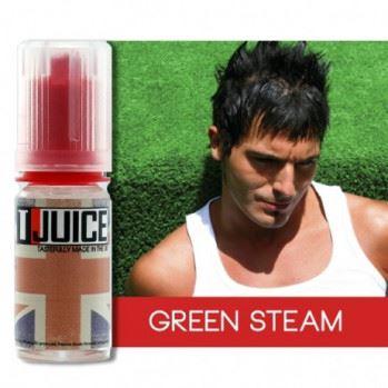 příchuť T-Juice Green Steam 10ml