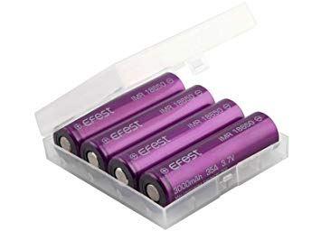 Efest H4 pouzdro na baterie