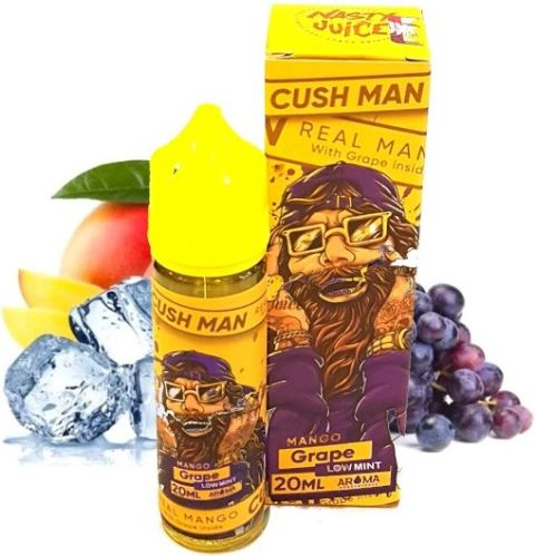 CushMan Grape Mango