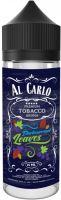 Al Carlo Blackcurrant Leaves příchuť černého rybízu s tabákem 15ml