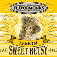 Flavormonks Sweet Betsy Lemon 10ml citron
