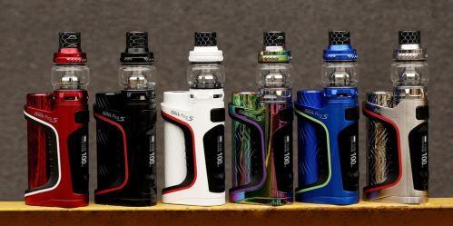 Pico S Kit s Ello Vate barevné varianty
