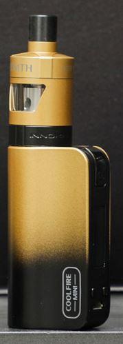 Innokin Cool Fire Mini Zenith D22 zlatočerný
