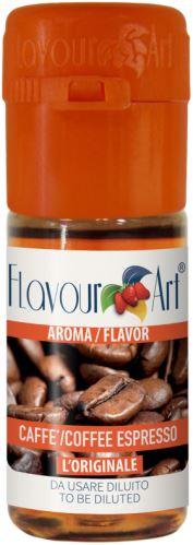 FlavourArt Coffee Espresso 10ml káva espresso