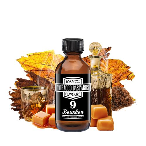 Flavormonks Tobacco Bastards No.09 Bourbon 10ml