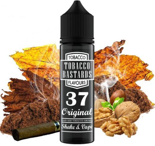 Flavormonks Tobacco Bastards SNV No.37
