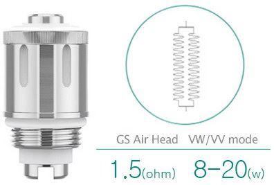 Eleaf GS Air hlava 1,5