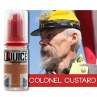 T-Juice Colonel Custard 10ml příchuť pudink