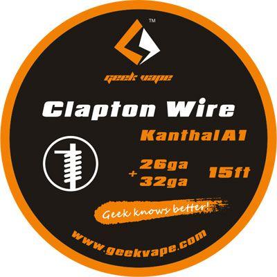 odporový drát GeekVape Kantal A1 26ga+32ga