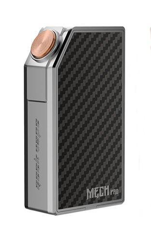 GeekVape Mech Pro Box Mod stříbrný