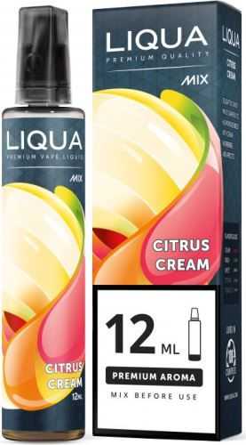 Liqua Citrus Cream