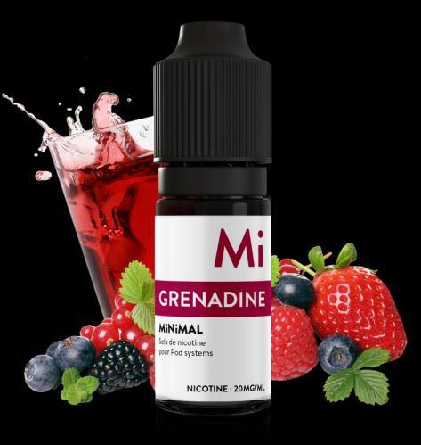 The Fuu Minimal Grenadine 10mg