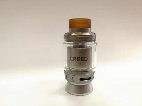 GeekVape Creed stříbrný