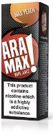 Aramax Max Peach 10ml 0mg broskev