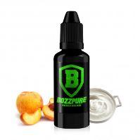 Bozz Pure Peach Bullet jogurt a broskev 10ml