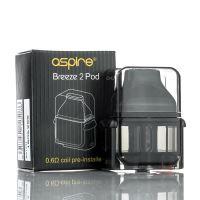 Aspire Breeze 2 cartridge 3,5ml s hlavou 0,6Ohm
