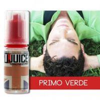 T-Juice Primo Verde 10ml příchuť klasická cigareta