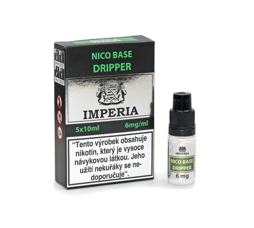 Imperia Nico Base Dripper 6mg
